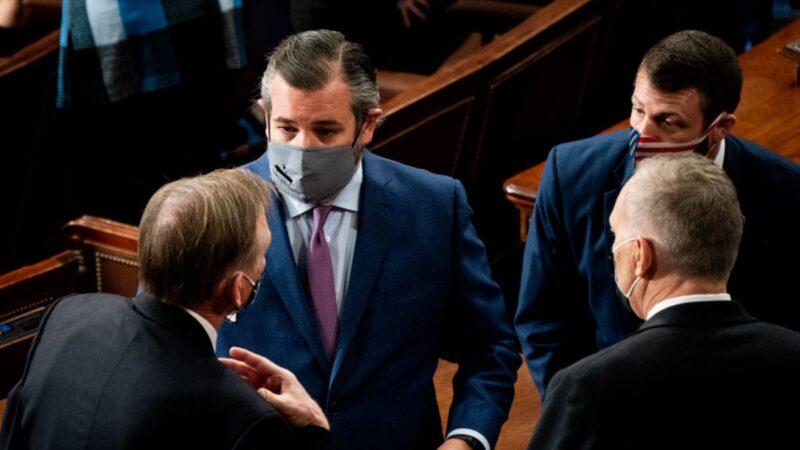 146位议员面临政治清算 极左派逼克鲁兹霍利辞职