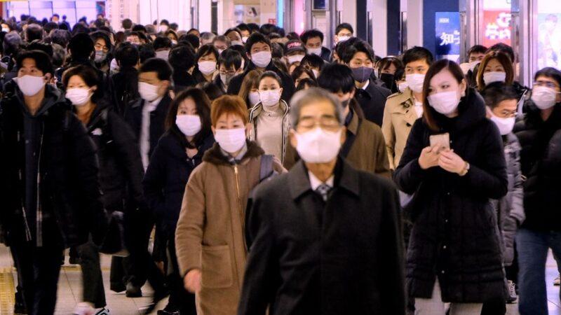 日本发布紧急事态宣言前夕 新增确诊6004例创新高
