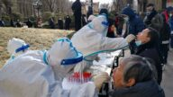 【疫情更新01.17】網傳河北200人染疫死 多地重現「隨地倒」