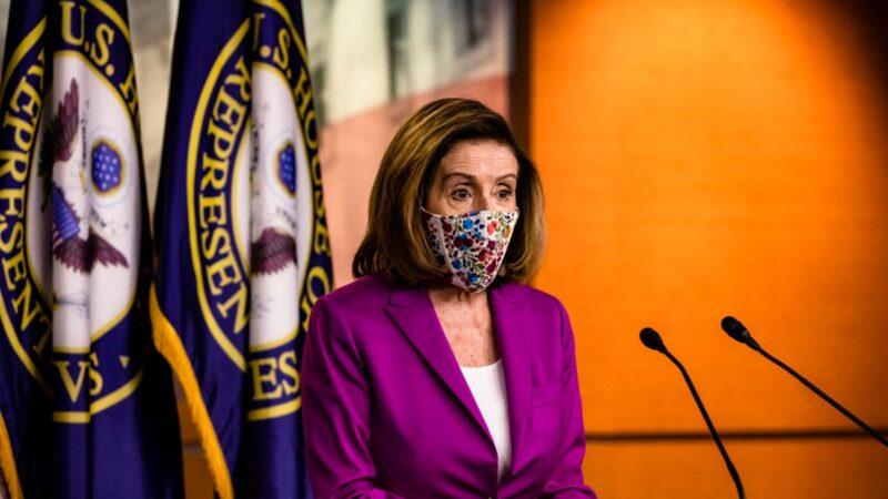 国会惊见中共党报 美议员吁佩洛西:清除这种垃圾