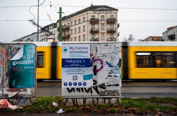 德國單日逾千人病歿創新高 擬提升防疫封鎖措施