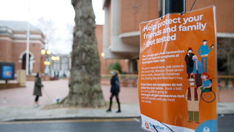 欧洲疫情未歇 英新增逾5万 法意逾万起确诊