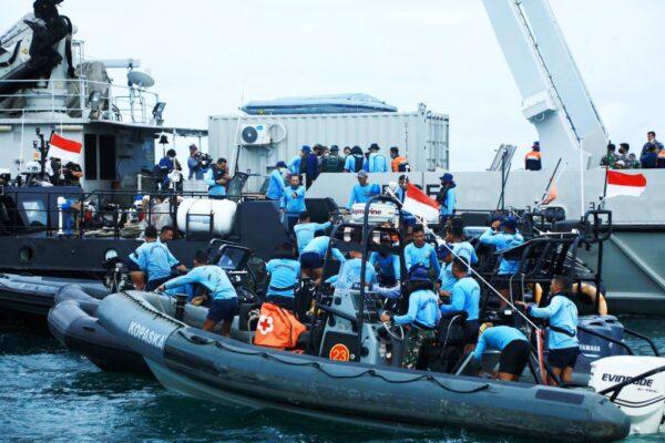 判讀雷達資料 印尼廉航疑墜海後爆炸