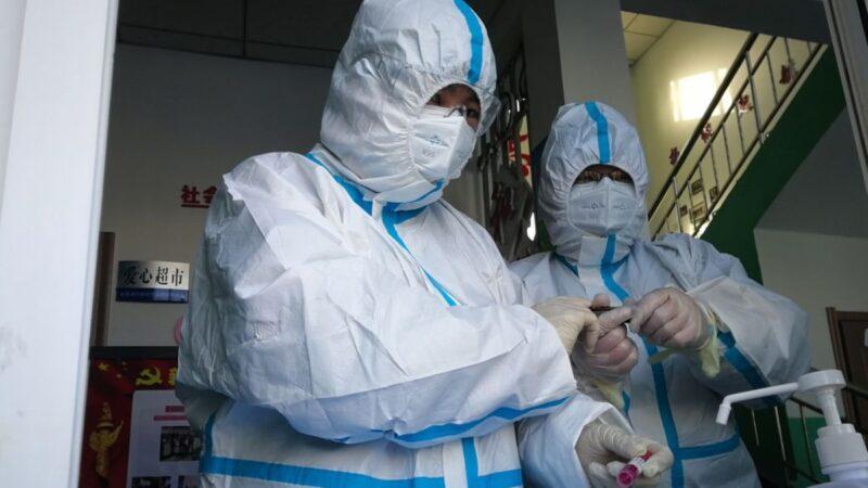 中共隐瞒疫情:黑省两村几乎全感染 牲畜全部深埋