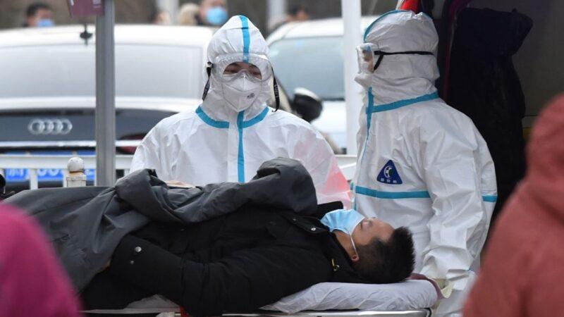 变种病毒攻入北京 逾2万人被禁出户