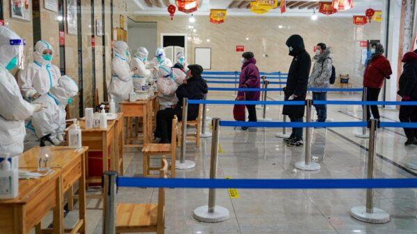 黑龙江现大量复阳病例 望奎县紧急通知曝光