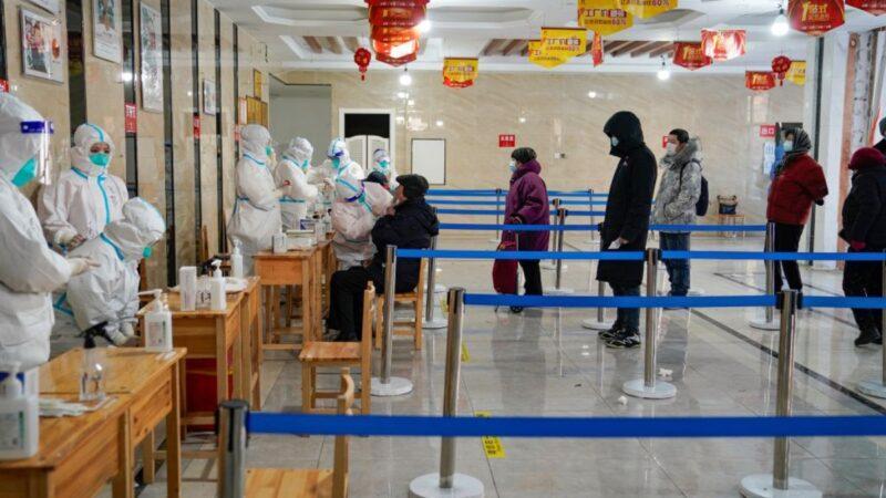 黑龙江疫情加速扩散 全省近4千万人居家隔离
