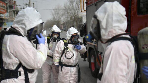 河北疫情失控 83名确诊者足迹遍布多所学校