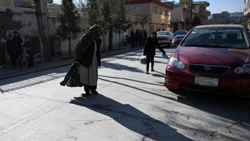 上班途中遭当街伏撃 阿富汗两女法官身亡