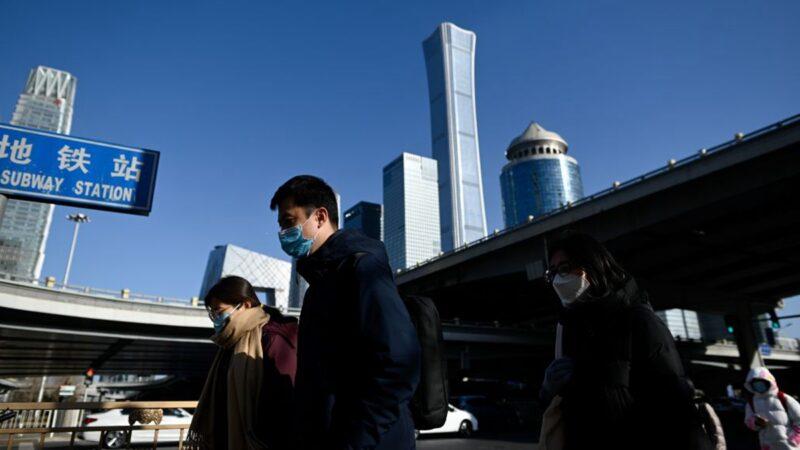 北京疫情升温 病毒检测排长龙