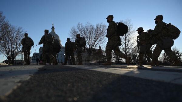 【重播】白宫大典前夕 军事封锁下的华盛顿DC