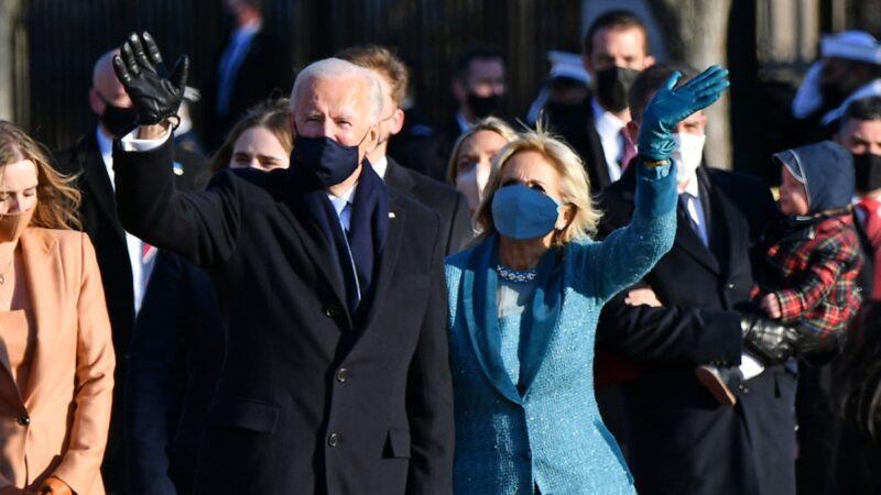 【重播】拜登就任美国第46任总统(同声翻译)