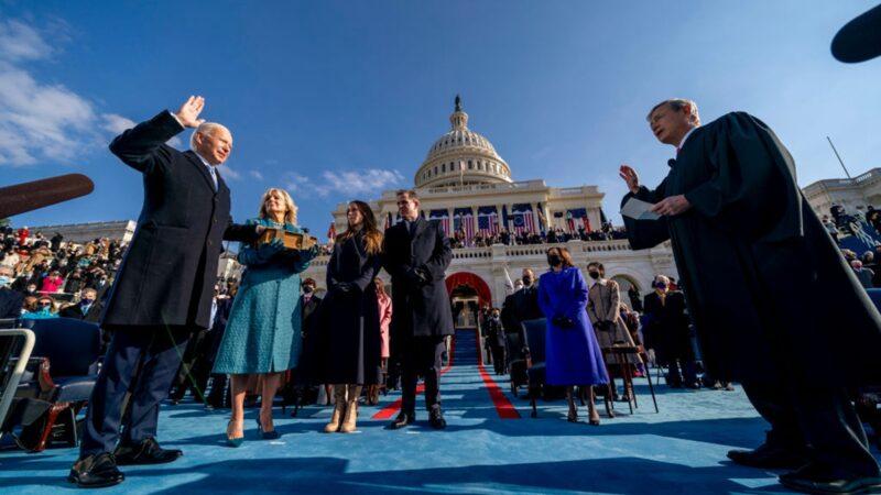 断交42年来首次 台代表受邀出席美总统就职典礼