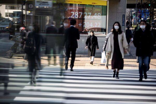 无英国旅游史 东京女童确诊恐已爆发社区感染