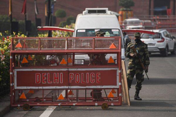 以色列駐印度使館前驚傳爆炸 距總理官邸僅300米