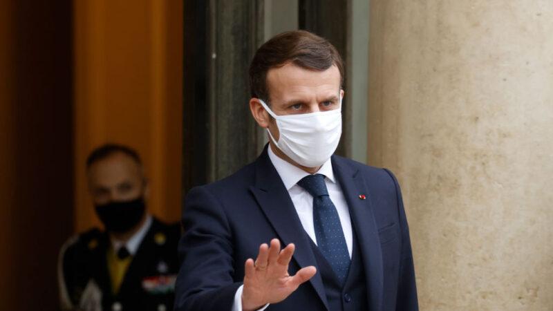 對法國人有信心 馬克龍暫緩再度封城