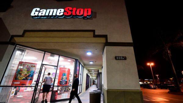 新世界權力遊戲:GameStop狂飈上演第一幕