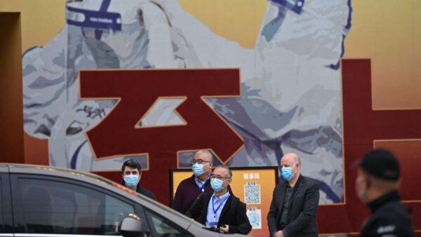 世衛專家踢爆:武漢封城前53天 就有上千患者染疫