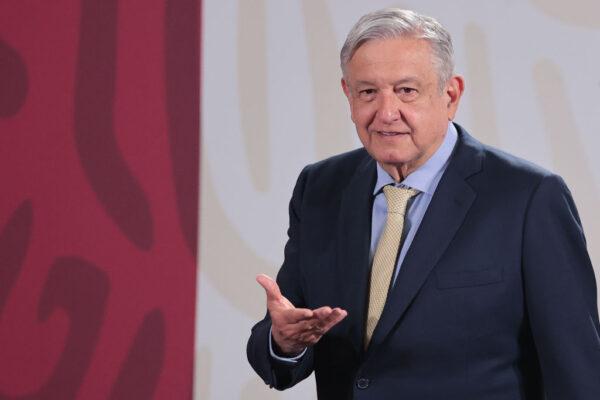 墨西哥總統確診染疫 續爭取獲得俄羅斯國產疫苗