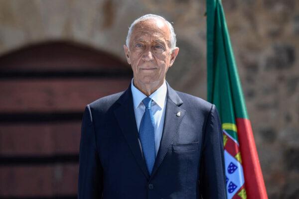 葡萄牙總統染疫 取消活動隔離中