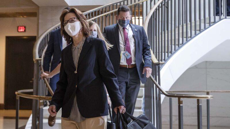 CIA局長週二辭職 蓬佩奧向她致謝