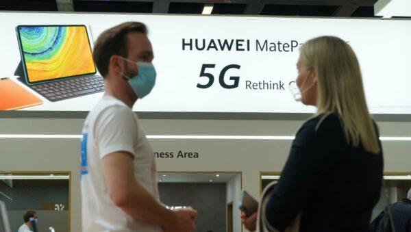 华为上诉失败 瑞典5G踢走华为中兴