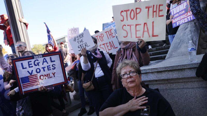 州务卿拒绝提供选举记录 新墨西哥州共和党谴责