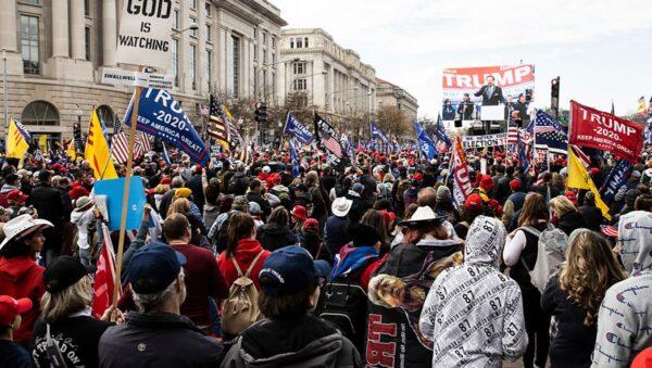 1月6日有大事發生?川普宣布參加「歷史性」集會