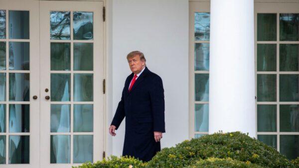川普新年夜突返白宮 1月6日有大動作?
