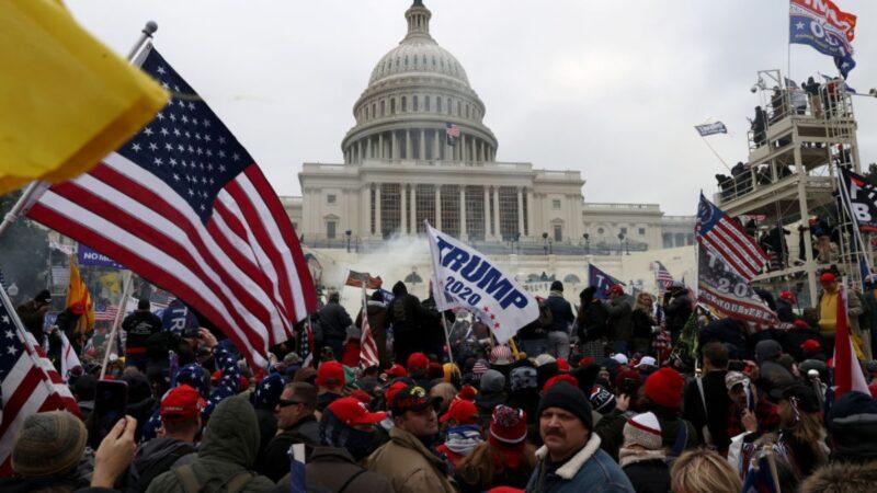 拉斯穆森民调:国会事件后 川普支持率升至51%