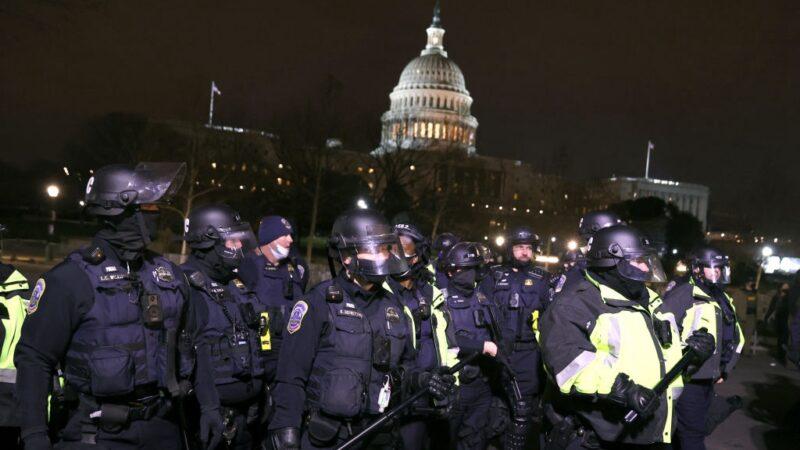 蓬佩奥:必须将国会暴乱罪犯绳之以法