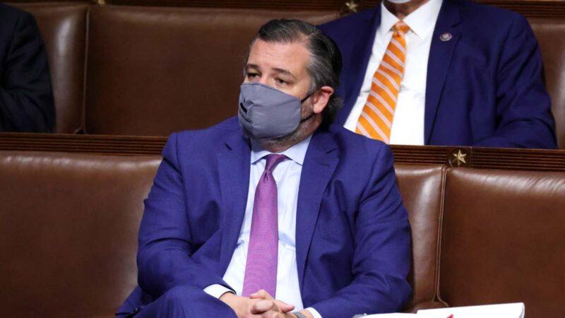 克魯茲提憲法修正案 對議員實施任期限制