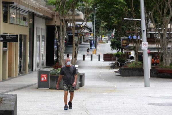 清潔工染上中共新變種病毒 澳洲布里斯本封鎖3天