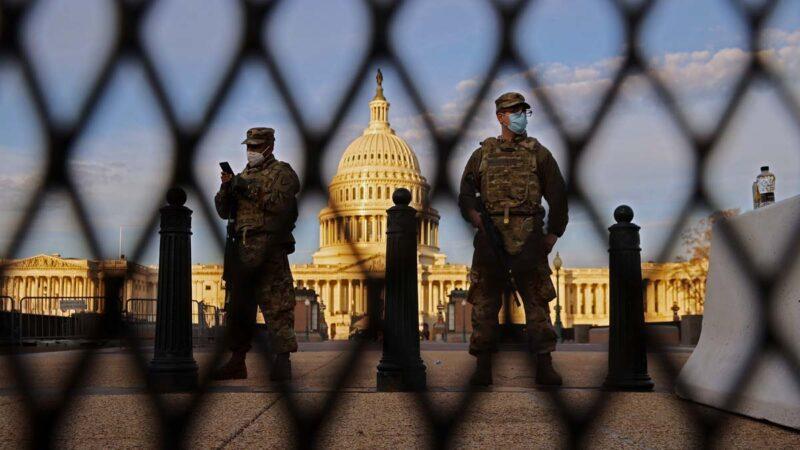 华府1月20日或关闭国家广场 只许记者警察进入
