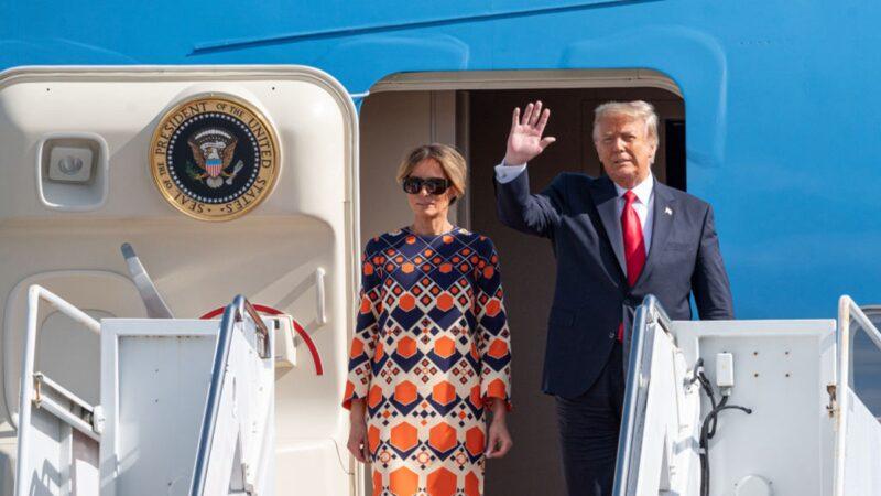 """川普离开白宫后 首次透露""""会做些事情"""""""