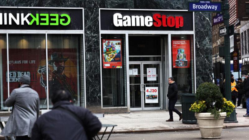 散戶與華爾街鬥法 GameStop股價逆襲 外界反應兩極