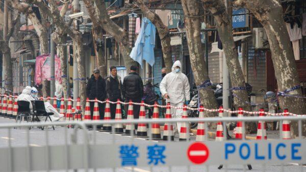 上海密建方艙醫院視頻曝光 官媒闢謠遭打臉