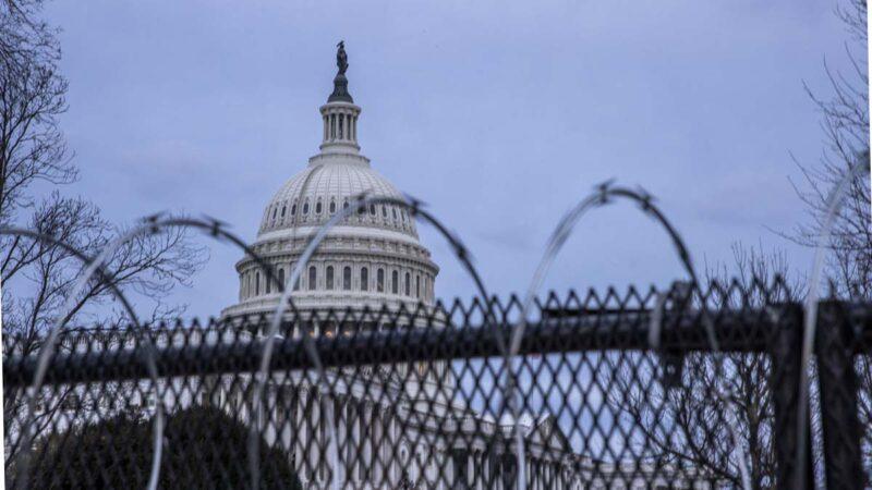 国会警察局代理局长吁建永久围栏 华府市长反对