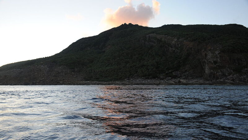 冲绳近海发求救讯号 货船进水22人待援含14名华人