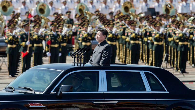 习晋升上将异常 北京御林军不稳高层换7人