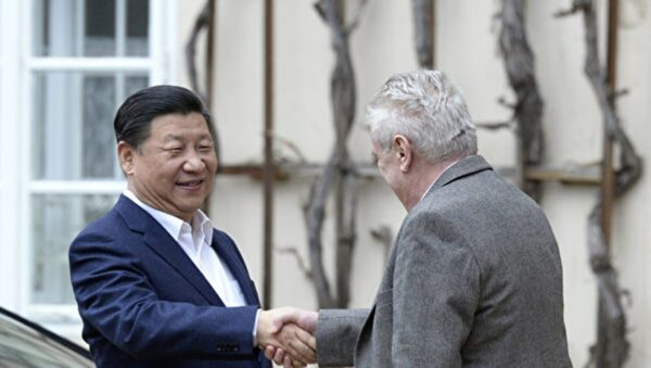 【内幕】揭秘捷克总统泽曼和中共的中间人(上)