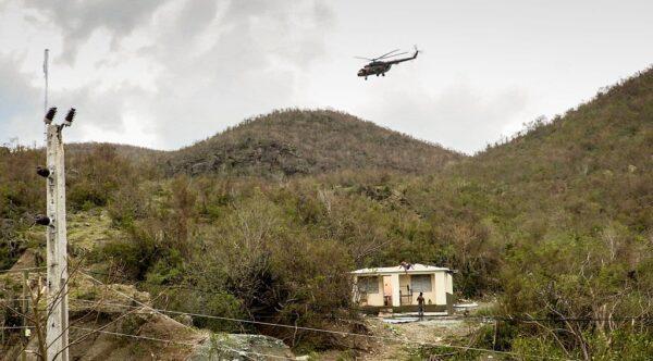 飛關達那摩 古巴軍用直升機墜毀5人罹難
