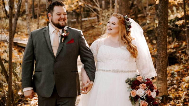 10個月 超重夫婦揭示如何共同減重200磅