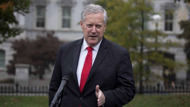 白宫幕僚长呼吁反击 6日国会挑战力量迅速聚集