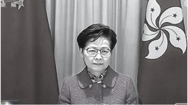 法媒:東方明珠變暗 北京敲響香港喪鐘