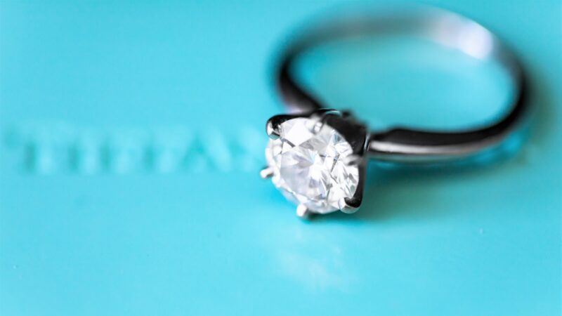"""镶满逾万颗天然钻石 """"繁荣之戒""""破世界纪录"""