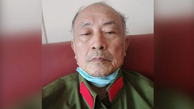 中國退伍軍人向習近平喊話:誰截留了我的小康?