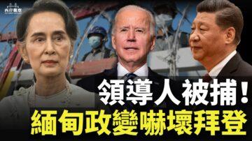 【西岸觀察】領導人被捕!緬甸政變「震驚」拜登