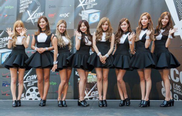 少女时代将以8人形式回归? SM娱乐:未确定