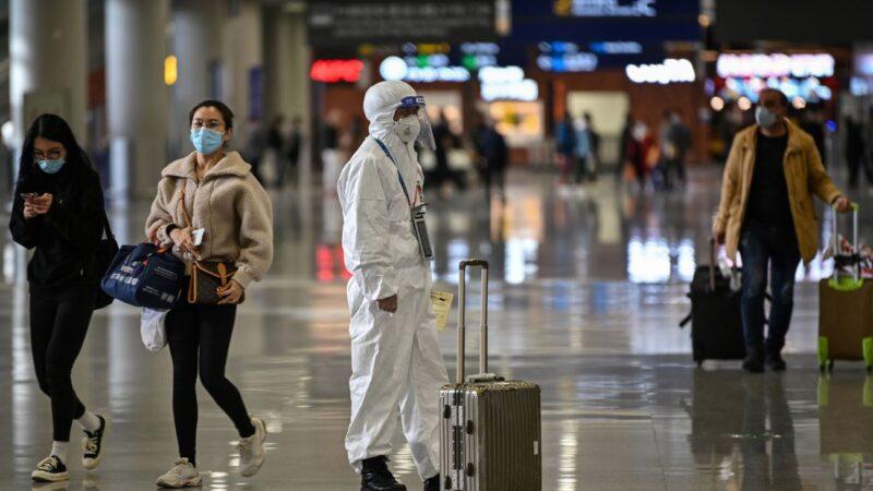上海機場股價連崩3日 市值蒸發380億元